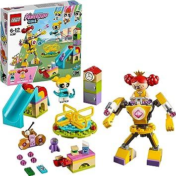 LEGO Powerpuff Girls - Duelo en el Parque de Burbuja, Juguete de ...