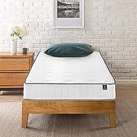 Mattress by Zinus 20cm Support Comfort Spring Mattress, Single