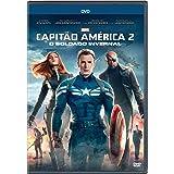 Capitão América. O Soldado Invernal [DVD]