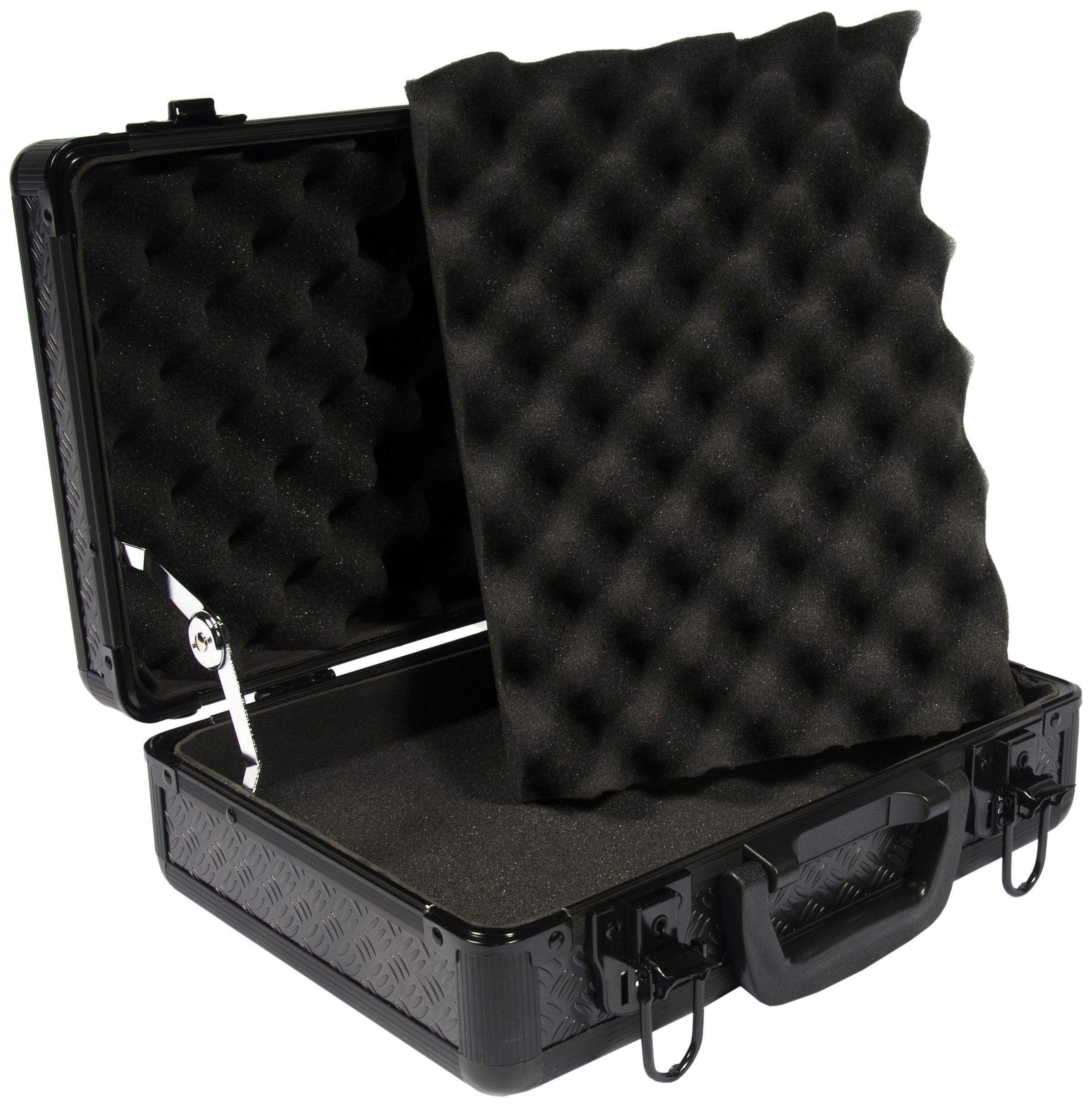 Sportlock Aluminumlock Series Double Pistol Case