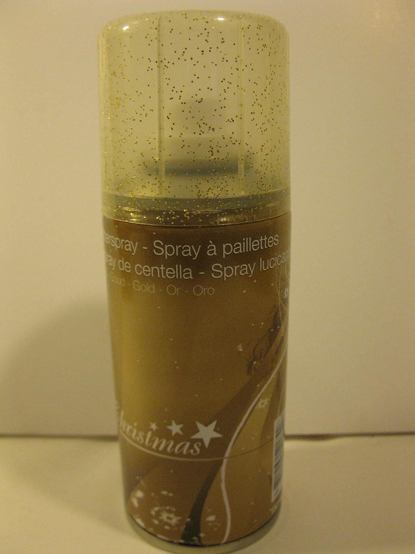 Spray glitter oro 150 ml. KOOPMAN