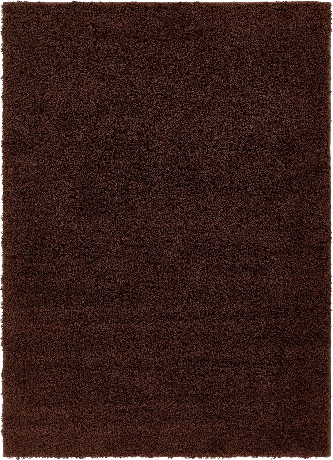 Well Woven TA-18-2 Enchanting Pistachio Modern Solid Soft and Fluffy Shag Area Rug 2 x 73 Runner