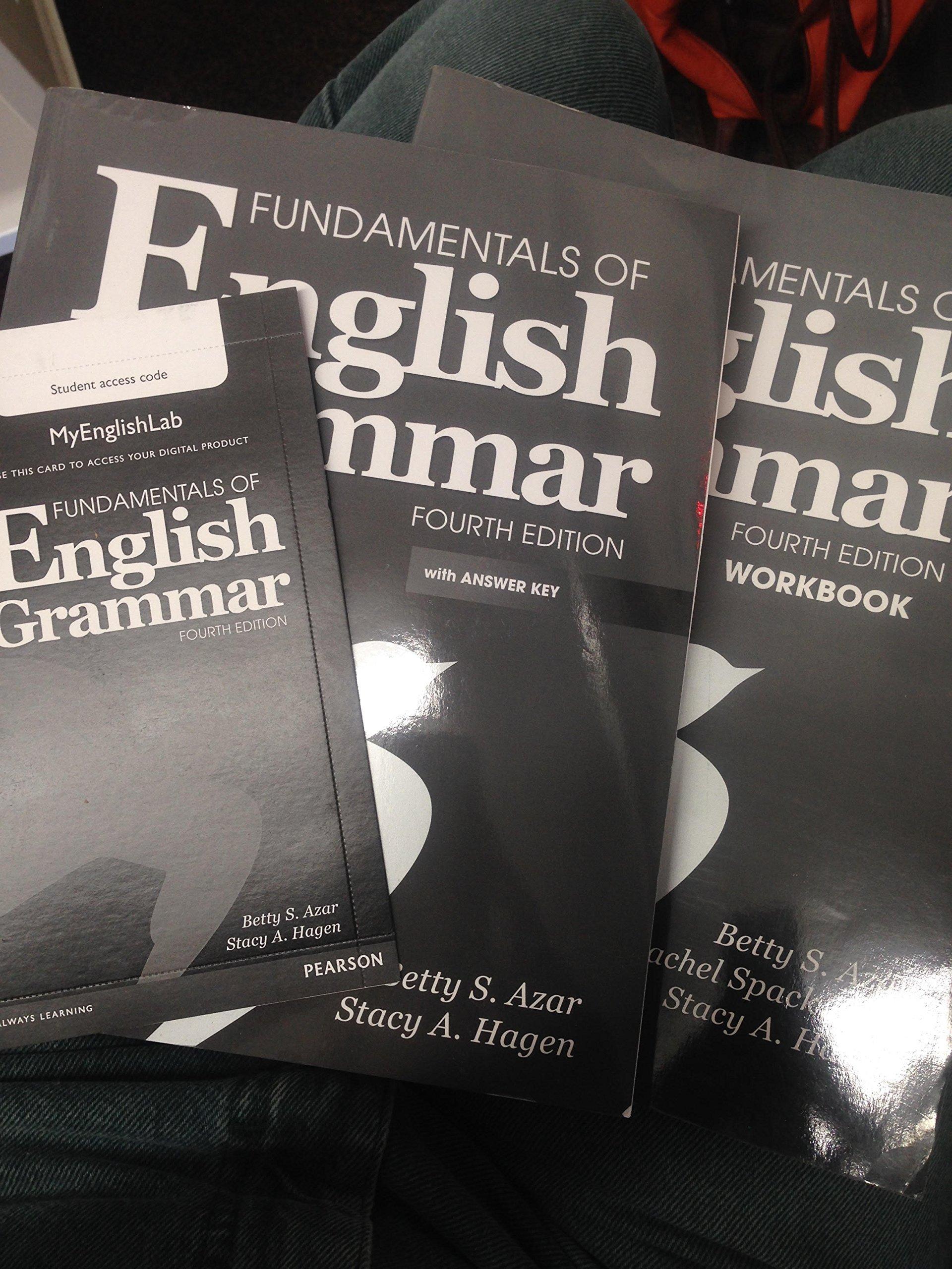 fundamentals of english grammar 4th edition free download
