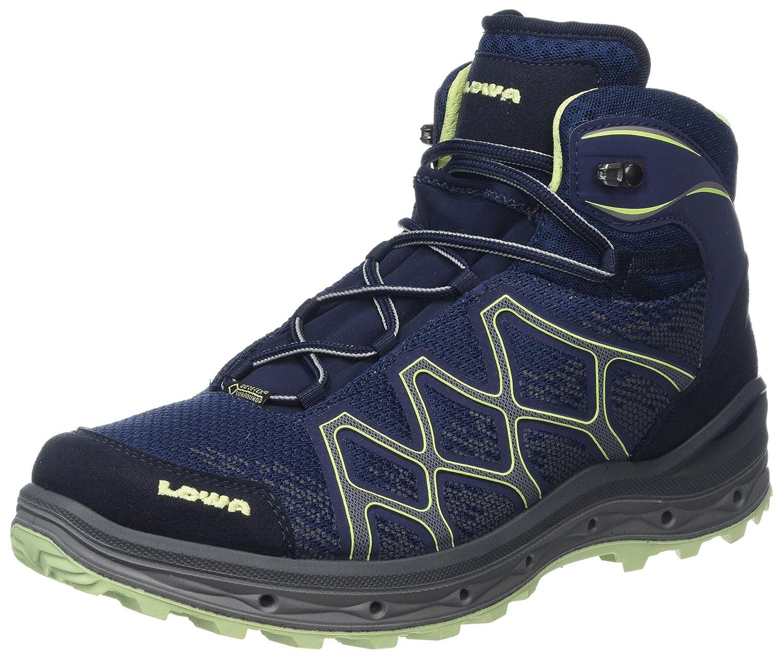 Lowa Damen Aerox GTX Mid Ws Trekking- & Wanderstiefel  | Die Farbe ist sehr auffällig