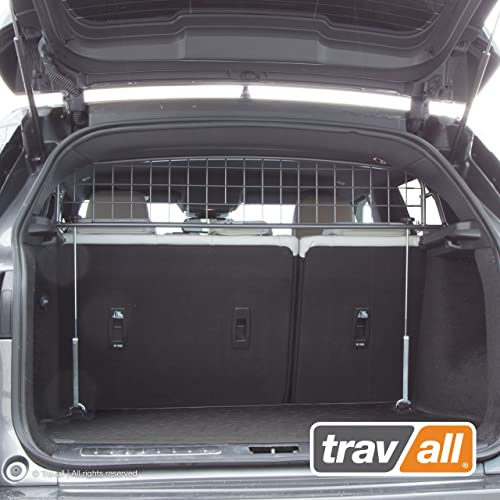 Travall Guard Compatible with Land Rover Range Rover Evoque 4 Door 2011-2018 TDG1516 – Rattle-Free Steel Vehicle Specific Pet Barrier