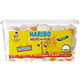 Bonbon haribo oeuf au plat