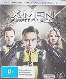 X-MEN: FIRST CLASS 4K (UHD)(2 DISC)