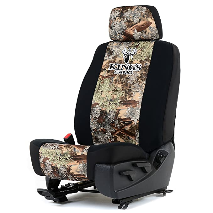 Magnificent Kings Camo Desert Shadow Neoprene Low Back Bucket Seat Cover W Headrest Cover Uwap Interior Chair Design Uwaporg