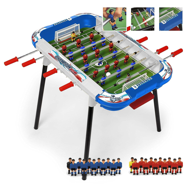 Chicos Futbolín Strategic Champion 2018 (72458): Amazon.es: Juguetes y juegos