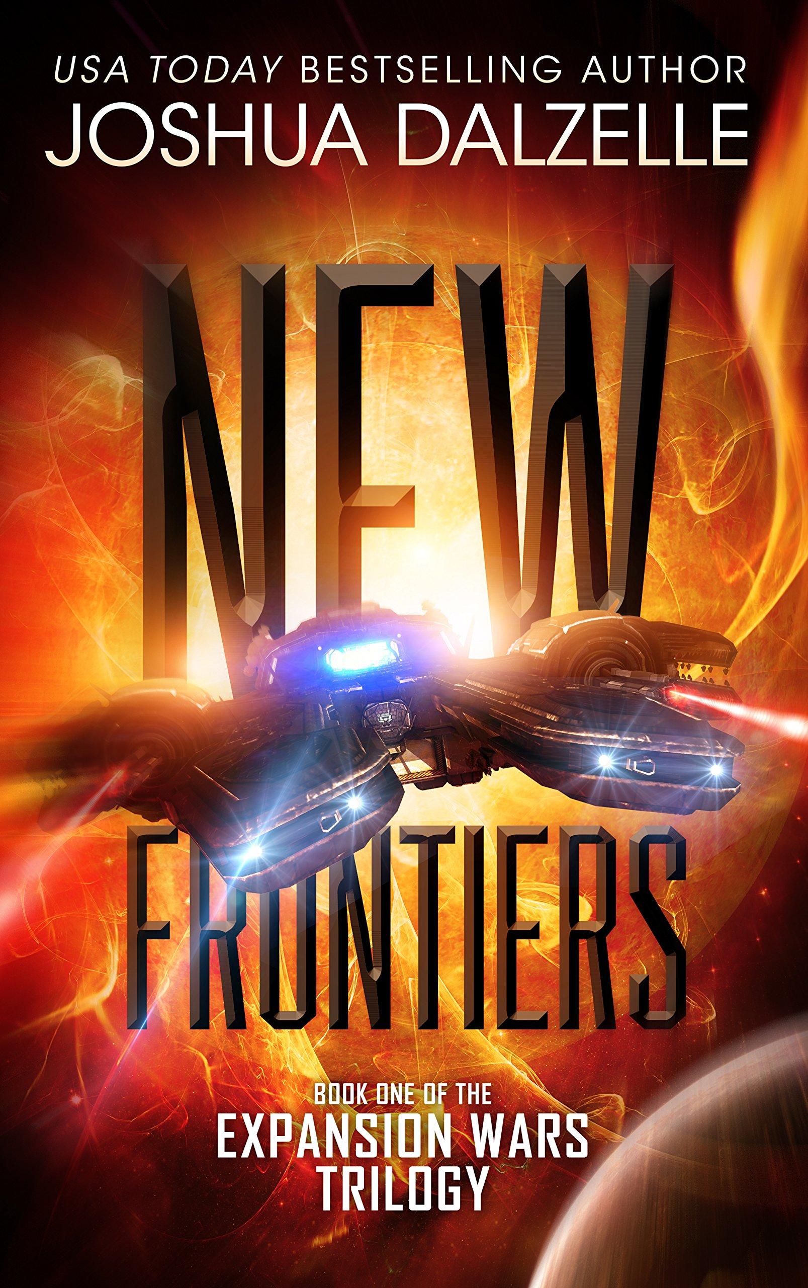 New Frontiers  Expansion Wars Trilogy Book 1   Black Fleet Saga 4   English Edition