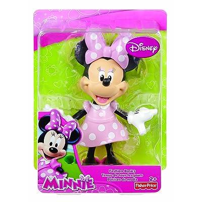 Fisher-Price Disney Minnie, Fashion Basics: Toys & Games