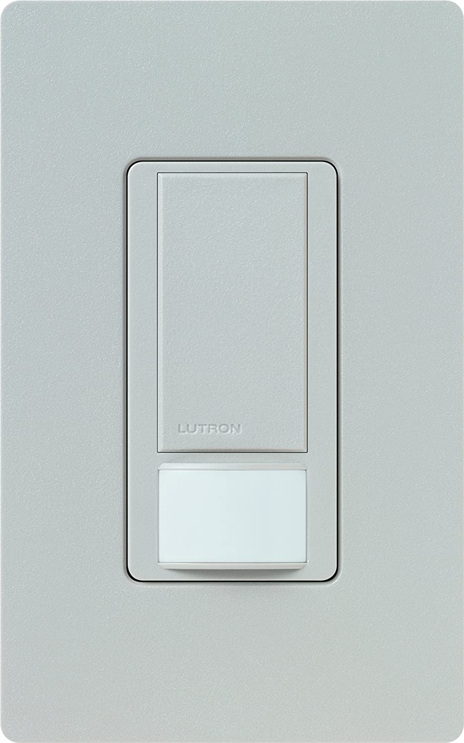 Lutron Maestro Sensor Switch 2a No Neutral Required Single Pole Light Ms Ops2 Tp Taupe Electrical Outlet Switches