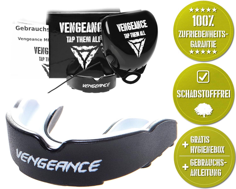 vengeance protector bucal para mujeres niños y adultos