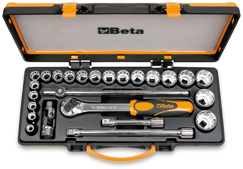 Beta Tools 920B-Bi-Hex Hand Socket 15mm