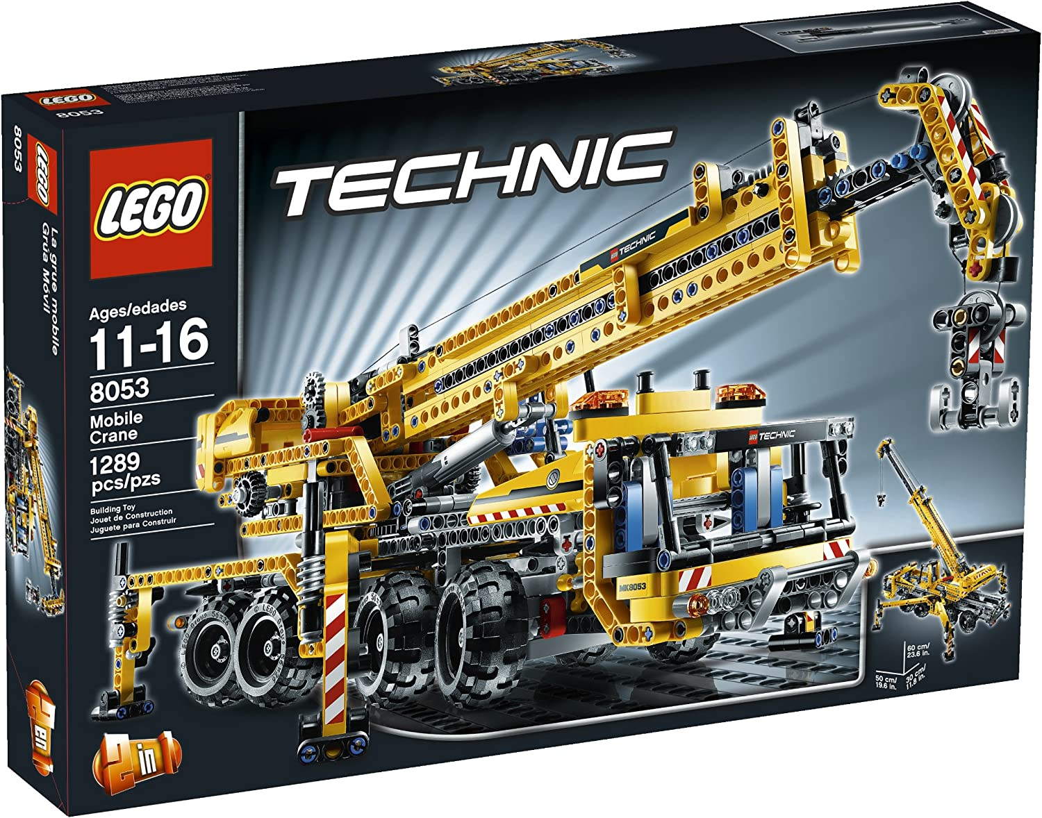 Top 7 Best LEGO Crane Sets Reviews in 2020 4