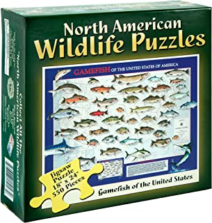 product image for Gamefish Jigsaw Puzzle
