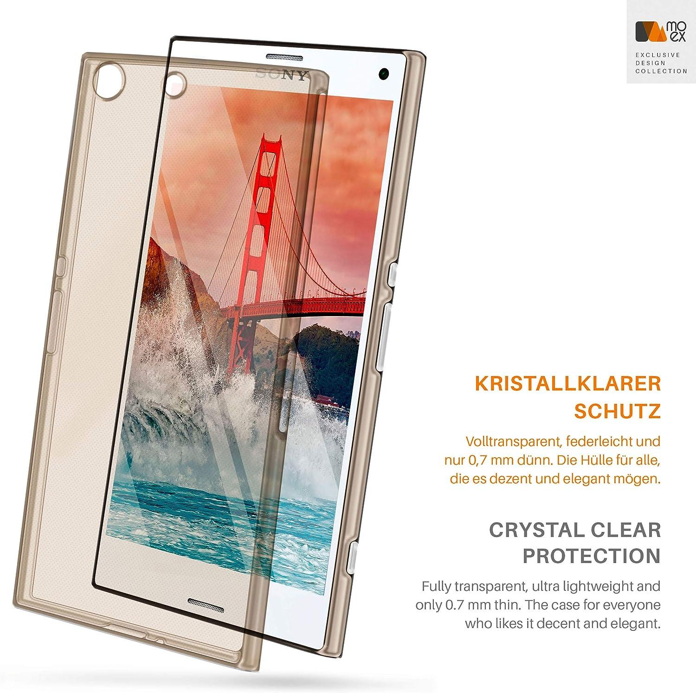 Moex Aero Case Für Sony Xperia Z3 Compact Hülle Aus Computer Zubehör