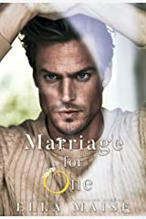 Marriage For One Kindle Edition