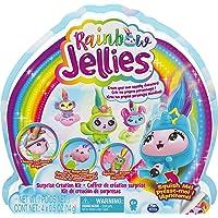 Rainbow Jellies Creation Kit met 25 verrassingen om je eigen Squishy karakters te maken, voor kinderen vanaf 6 jaar