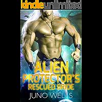 Alien Protector's Rescued Bride: A SciFi Alien Romance