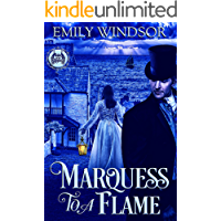 Marquess to a Flame (Rules of the Rogue Book 3)