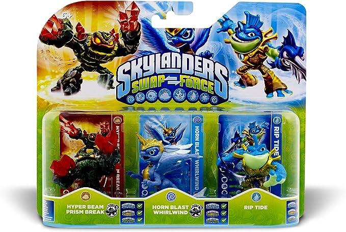 ACTIVISION Skylanders: Swap Force - Triple Pack E: Amazon.es ...