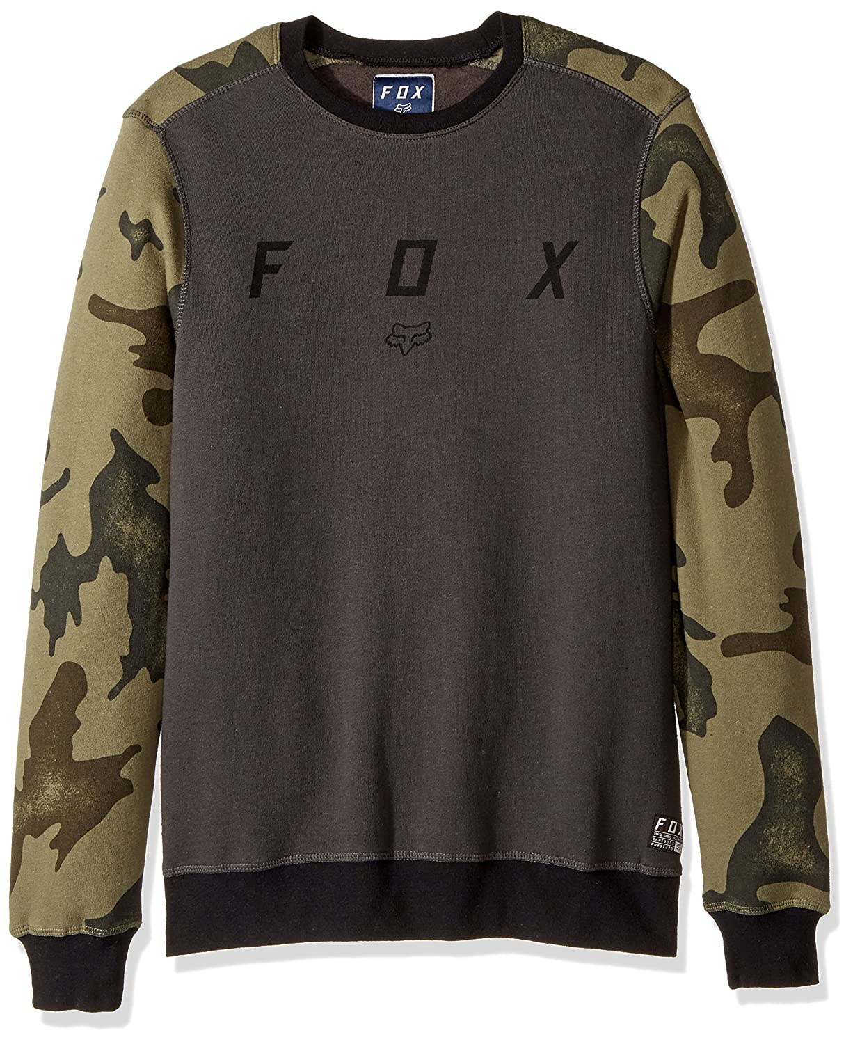 Fox Fleece Pullover District Crew