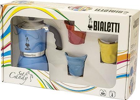 Bialetti 0004890 - Cafetera Italiana (3 Tazas, Capacidad cafetera ...