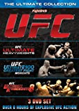 UFC Ultimate Collection: 100 Greatest Fight Moments, Heavyweights & Knockouts 8 [DVD]