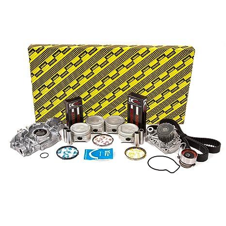 Pistons with Rings Honda Civic EX HX Vtec 1.7L SOHC 16V