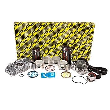 OK4034 01 - 05 honda civic VTEC - 1.7L SOHC 16 V d17 a2 d17 a6 Motor Kit de reconstrucción: Amazon.es: Coche y moto