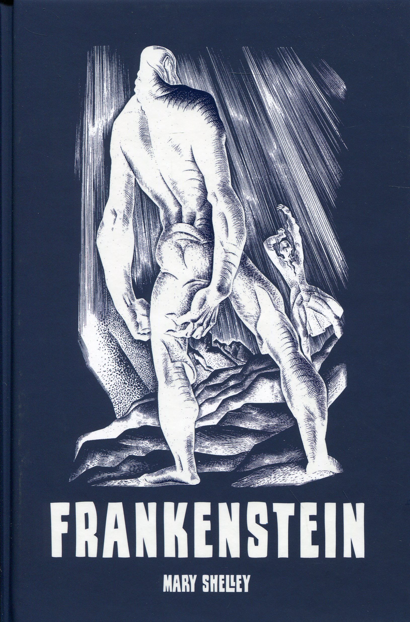 Frankenstein, czyli wspolczesny Prometeusz