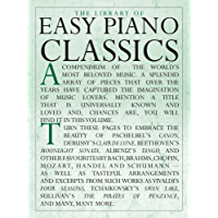 The Library of Easy Piano Classics (Library of Series)