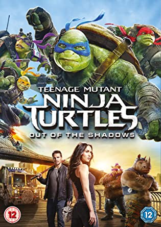 Amazon Com Teenage Mutant Ninja Turtles Out Of The Shadows Dvd Digital Download 2016 Movies Tv