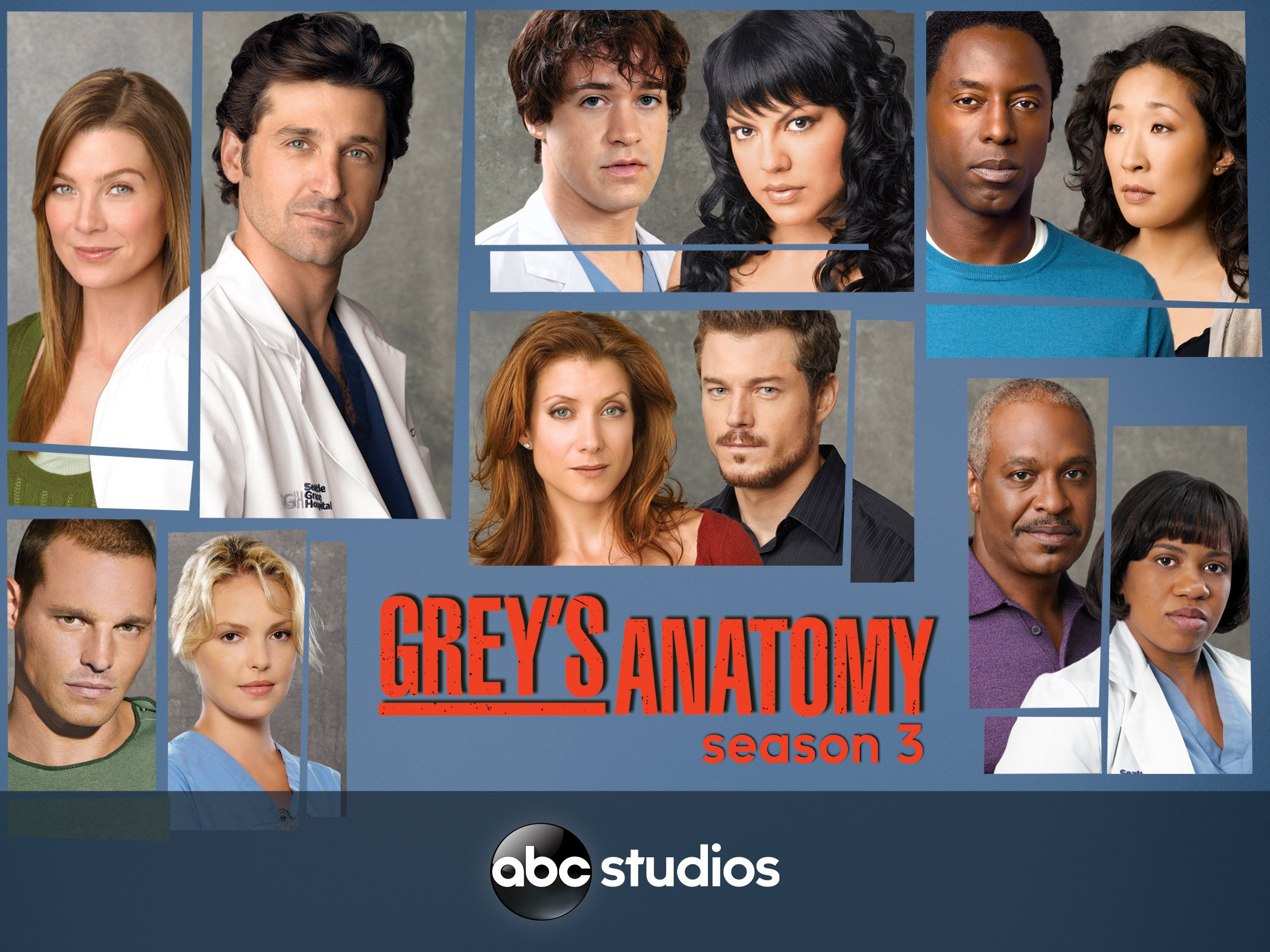 Amazon Watch Greys Anatomy Season 3 Prime Video