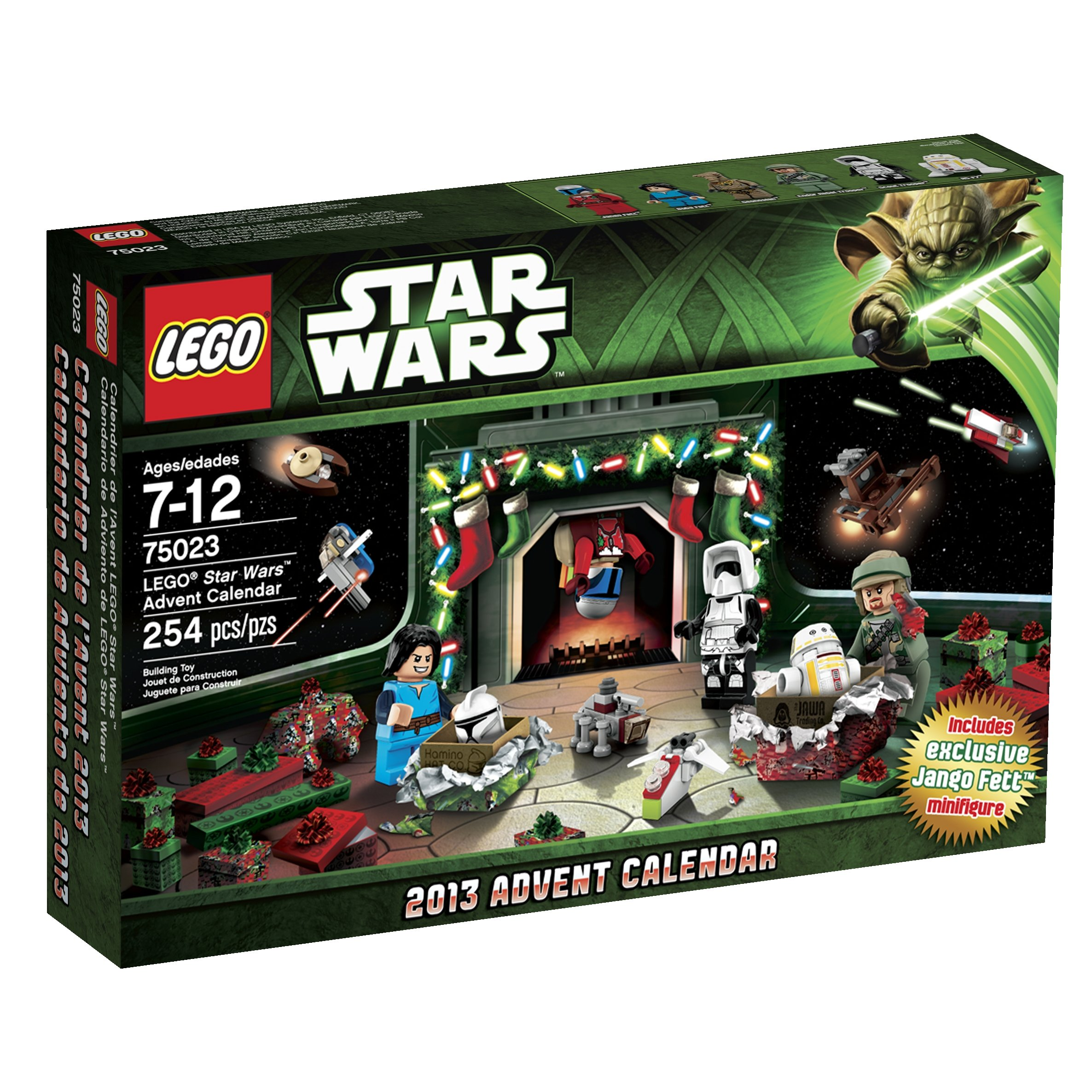 LEGO Star Wars 75023 Advent Calendar (Discontinued by manufacturer) by LEGO