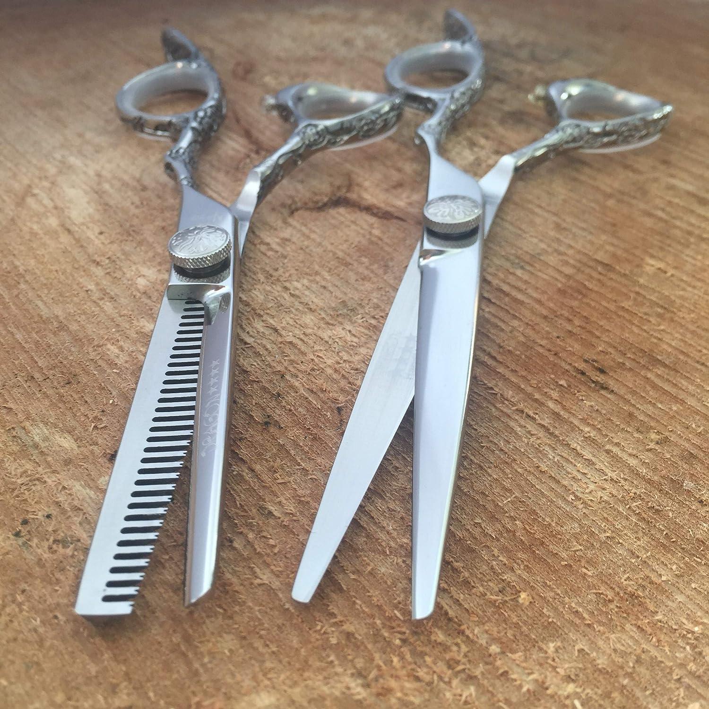 Amazon.com : Ninja Dragon Professional Hair Scissors/Shears ...