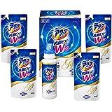 【ギフトセット】アタックNeo 抗菌EX Wパワーギフト アタックNeo抗菌EX Wパワー 本体 400g (1本) つめかえ用 320g (4袋) K・AM-20