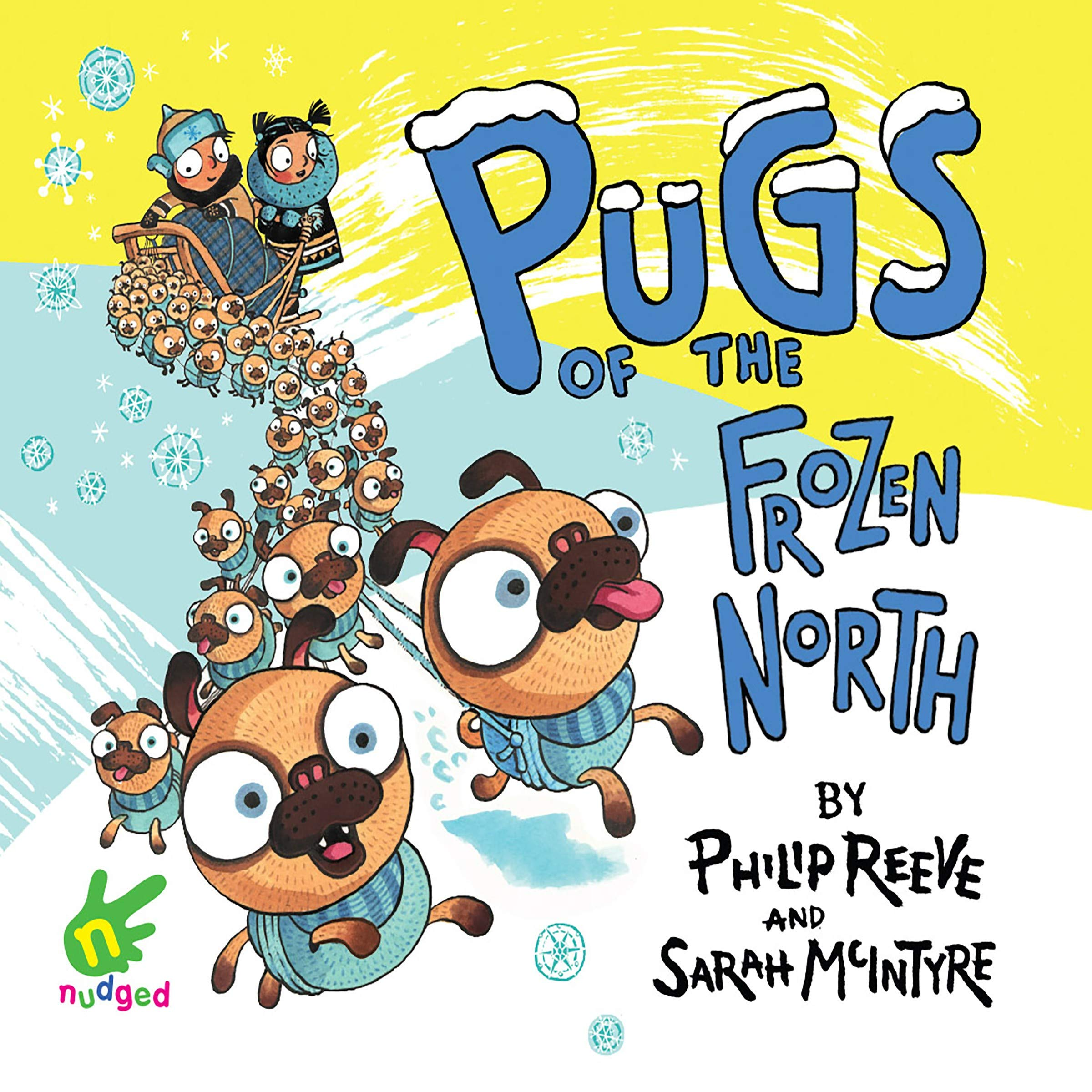 Pugs of the Frozen North: Amazon.co.uk: Philip Reeve: 9781510024298: Books