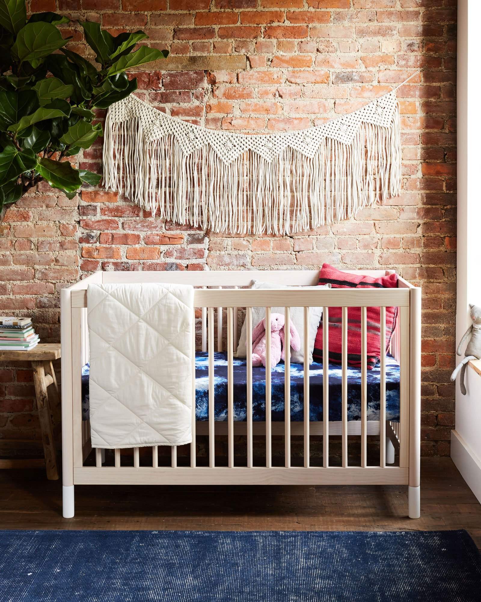 Brooklyn Born Organic Quilt - All Natural, Ivory, One Size by Brooklyn Born (Image #3)