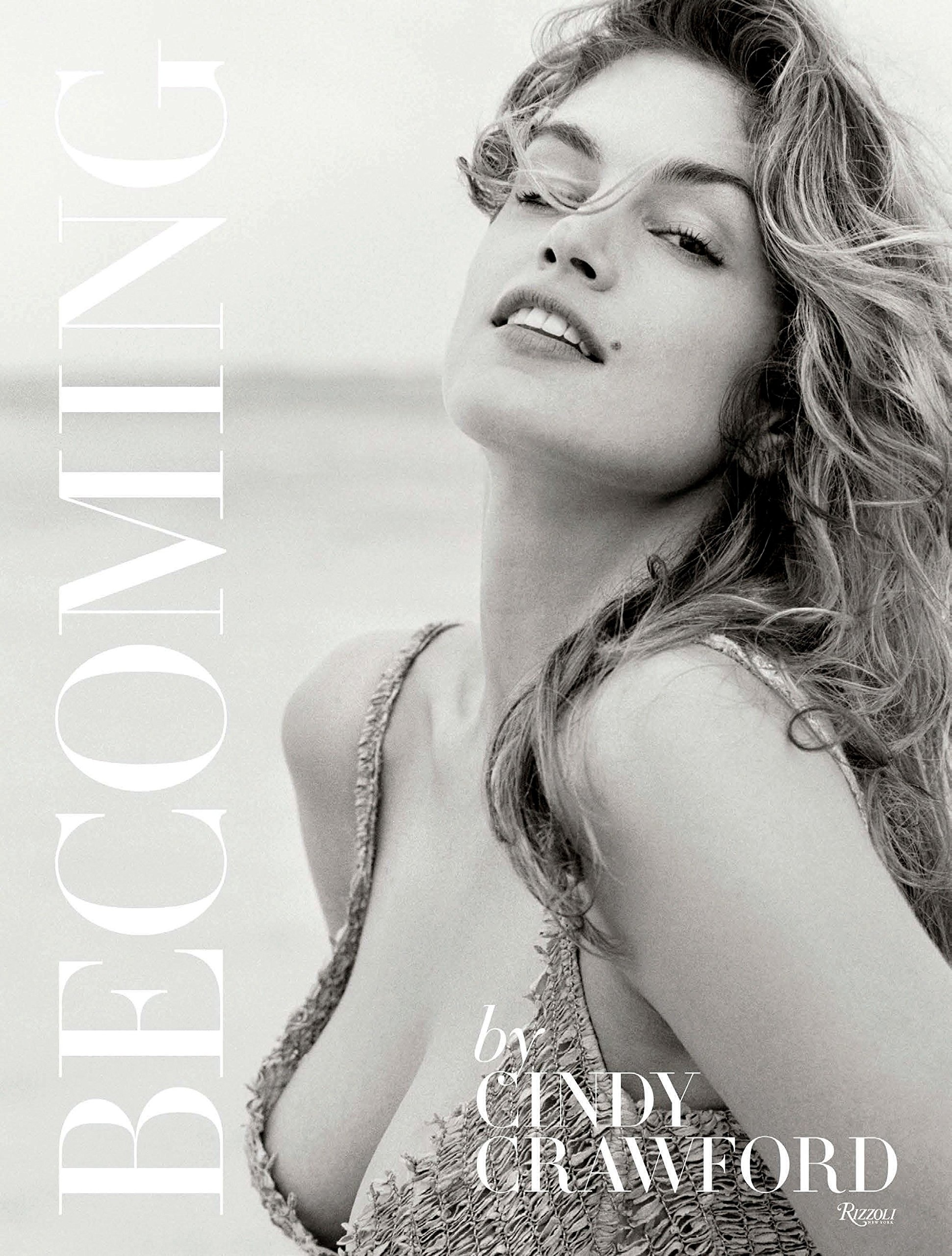 becoming by cindy crawford by cindy crawford with katherine o leary