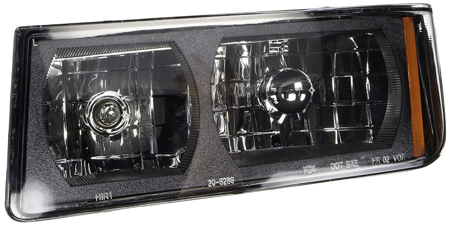 TYC 20-6286-00-9 Chevrolet Avalanche CAPA Certified Replacement Left Head Lamp