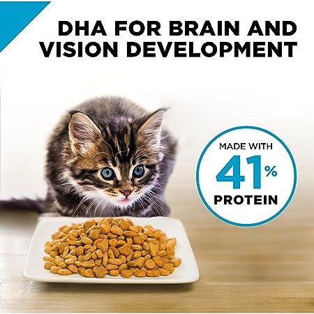 Purina Pro Plan High Protein Dry Kitten Food; FOCUS Chicken & Rice Formula - 7 lb. Bag