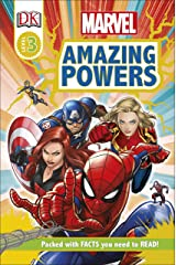 Marvel Amazing Powers (DK Readers Level 3) Kindle Edition