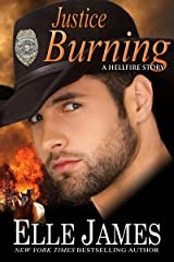 Justice Burning (Hellfire Series Book 2) Kindle Edition