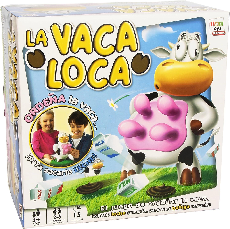 IMC Toys 9653 - Juego La Vaca Loca: Amazon.es: Juguetes y juegos