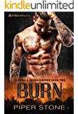 Burn (Missoula Smokejumpers Book 2)