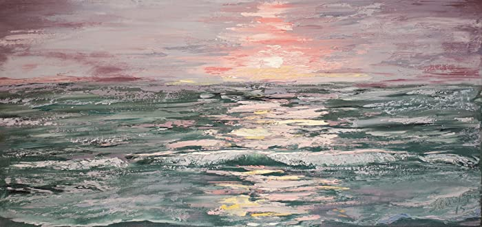 Colorful Abstract Sea Art