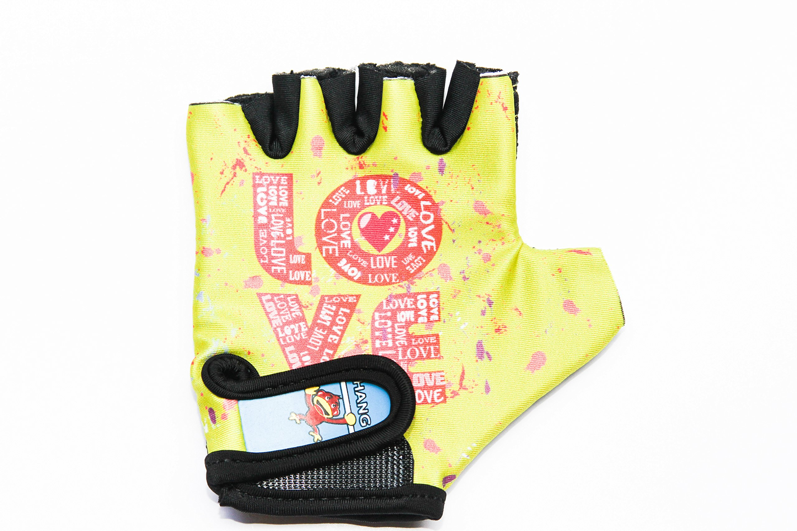 HANG Monkey Bars Gloves (for Children 7 and 8 Years Old) with Grip Control by HANG (Image #2)