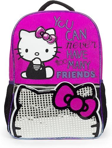 Hello Kitty Many Friends 16 Backpack